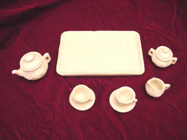 Porcelain Mini Tea Set